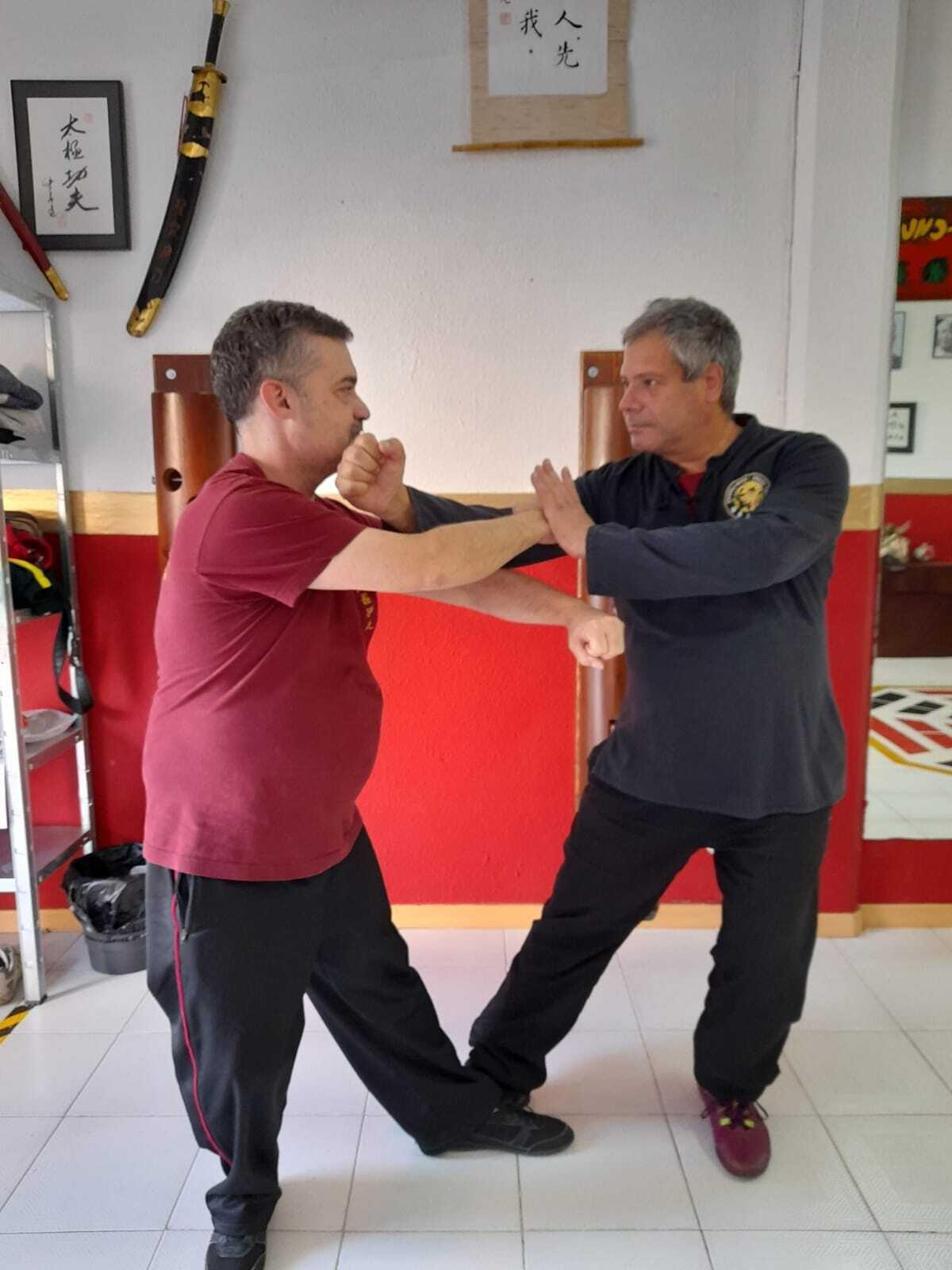 Artes marciales chinas: una ventana a tu interior - Luis Javier Carballais, maestro de Kungfu y Taichi en Zaragoza.
