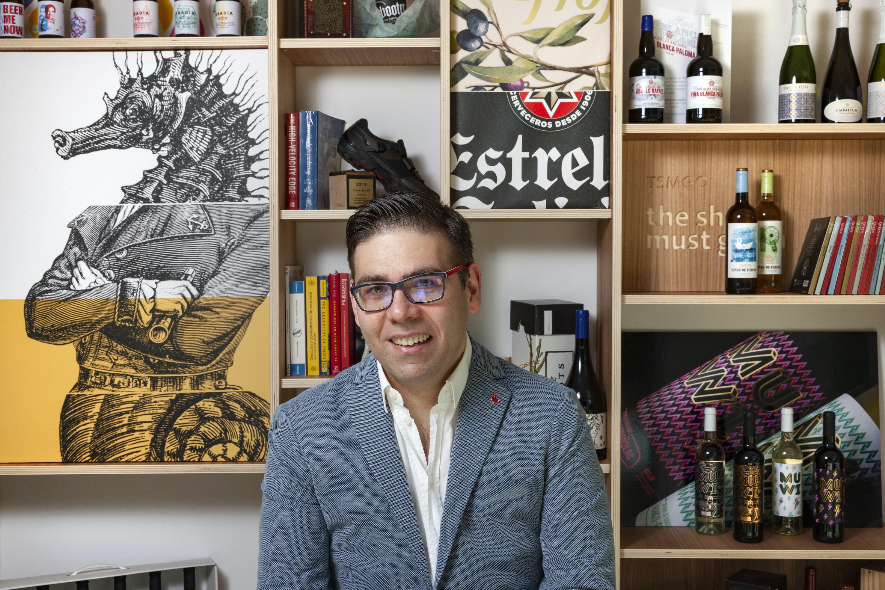 Potencia y define tu marca para alcanzar tus objetivos - Ricardo Moreno, consultor de branding en La Rioja.