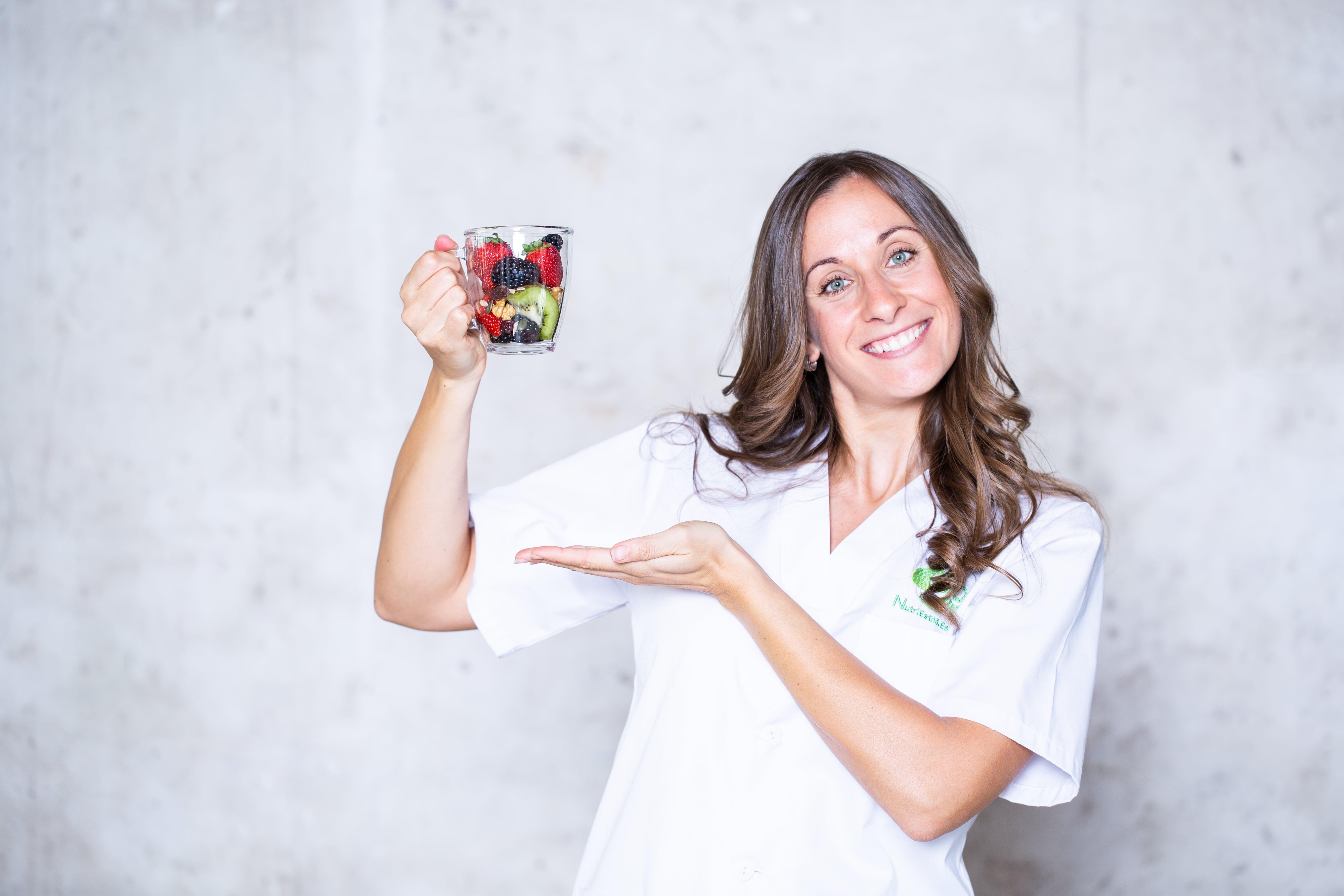 Haz de tu nutrición tu mejor medicina - Sonia González, dietista - nutricionista en Tarragona y Reus.