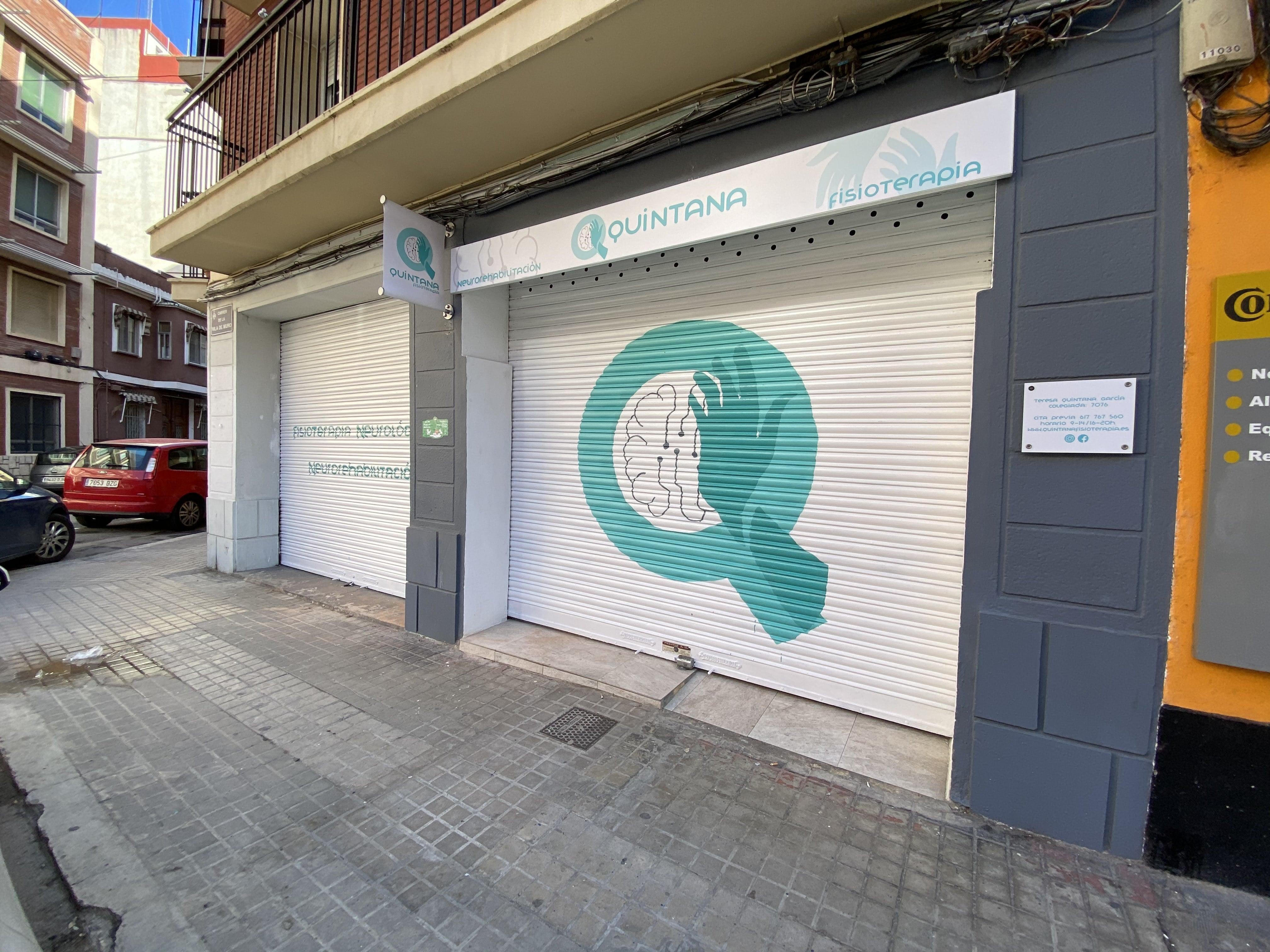Tu fisioterapeuta a domicilio para facilitar tu salud y bienestar - Teresa Quintana, fisioterapeuta en Valencia.