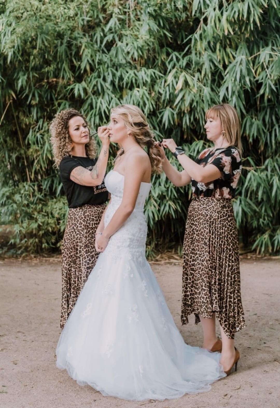 Tu belleza más auténtica en el día de tu boda. - Ana y Maribel, estilistas profesionales para novias en Madrid.