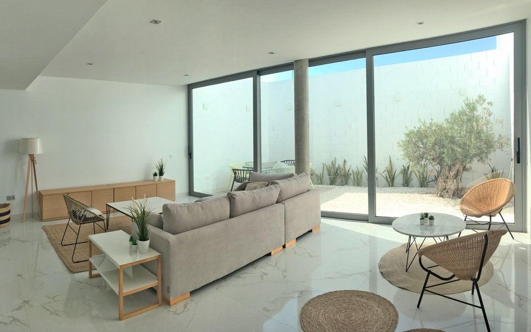 Arquitectura personalizada a tus necesidades y deseos - José Moreno, arquitecto en Almería.