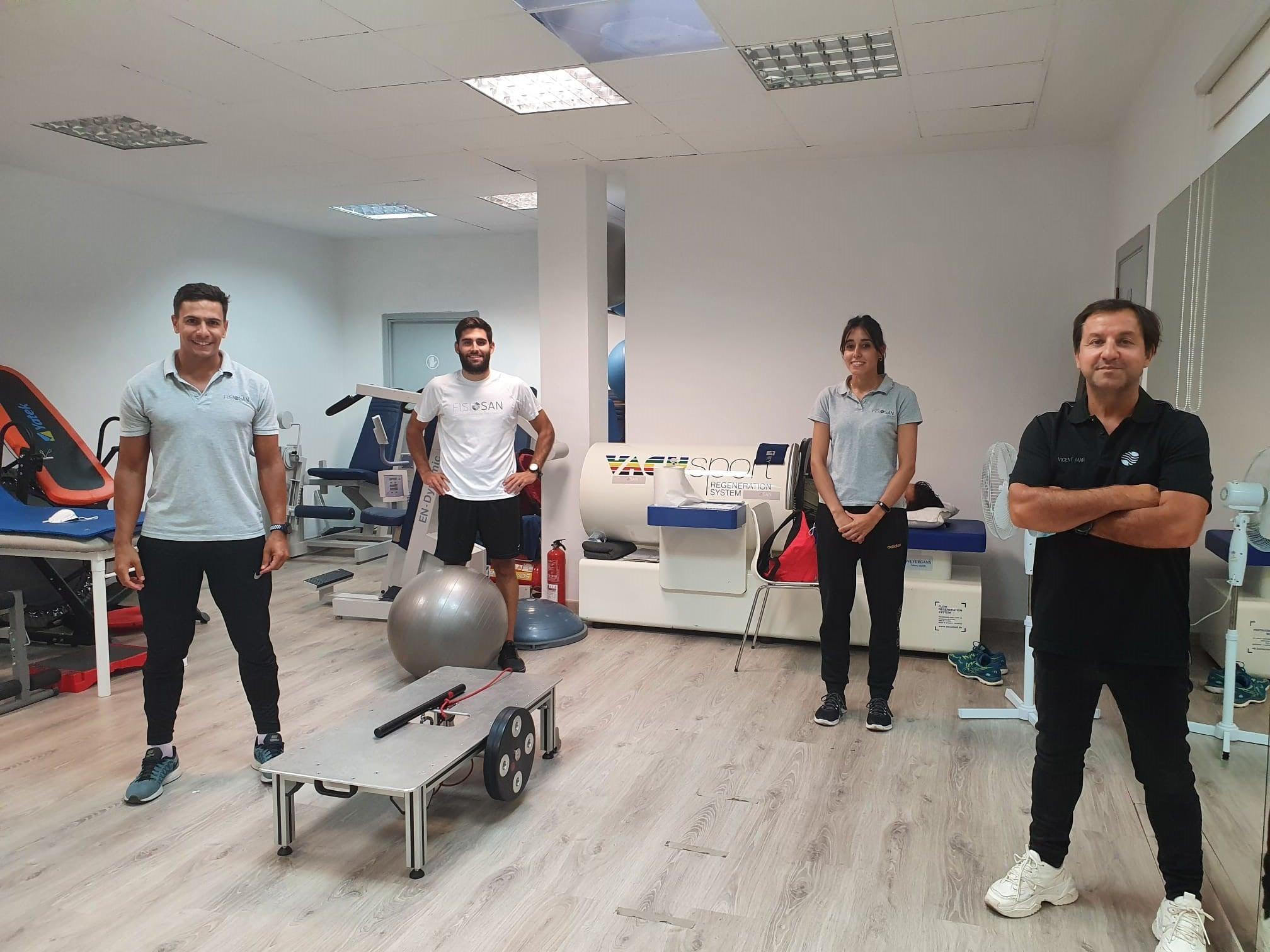 Fisioterapia de vanguardia para cuidar de tu bienestar - Vicent Marí, fisioterapeuta en Palma de Mallorca.