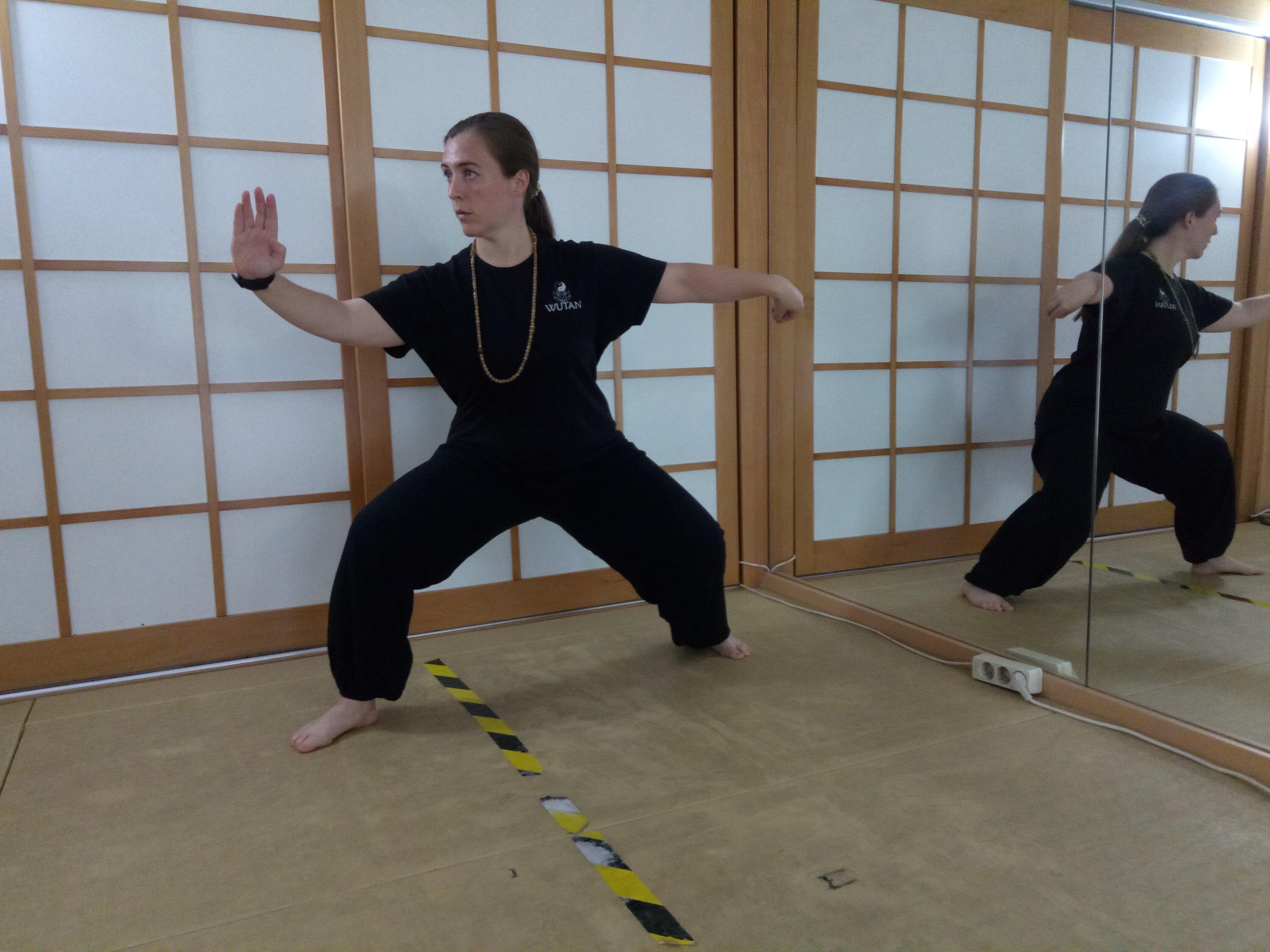Mejora tu salud física y mental mediante las artes marciales - María Isabel Tienda Martínez-Cerrillo, profesora de Kung Fu en Córdoba.