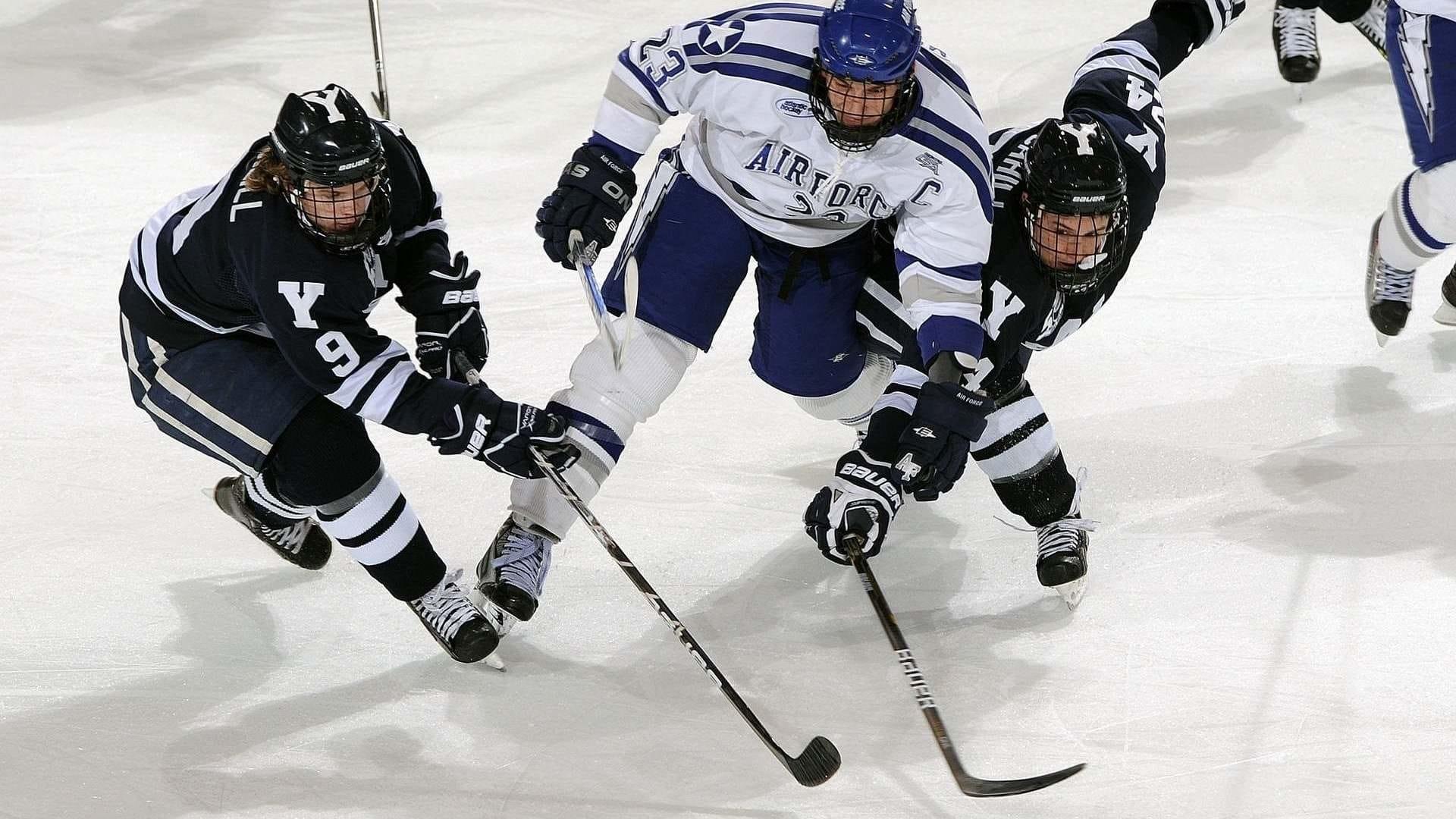 ¿puedes mejorar en el hockey como adulto?