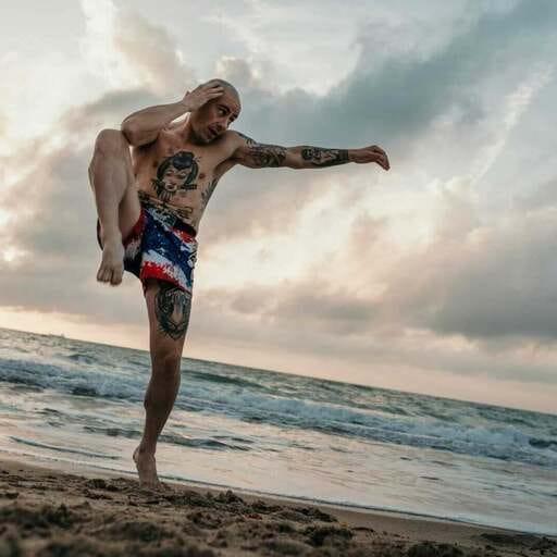 Liberando estrés con el boxeo y artes marciales seguras - Rubén David Merino Tabero  – Entrenador de boxeo en Valencia