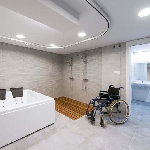 Espacios adaptados y accesibles para todas las personas - Marc Fernández - Arquitecto en Barcelona
