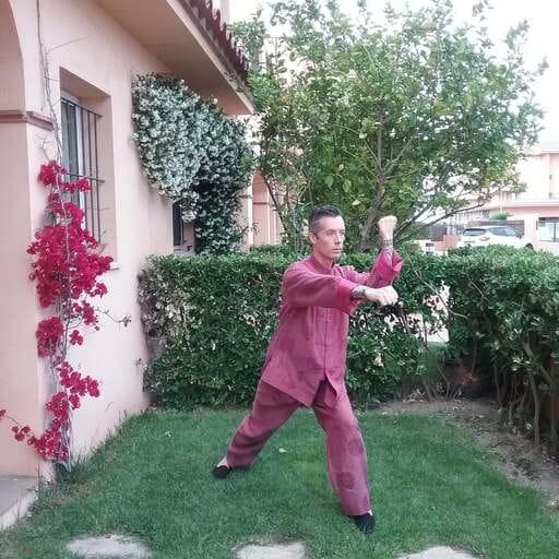 Artes marciales chinas para equilibrar tu cuerpo y tu mente - Daniel Pérez, profesor de kungfu y Chikung en Barcelona.