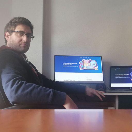 El mejor desarrollo web con Wordpress para tu negocio - Héctor, desarrollador de webs a medida en Salamanca.