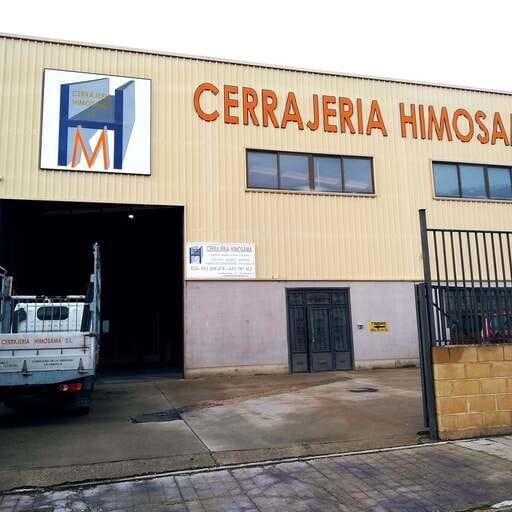 Carpintería metálica y cerrajería de alta calidad para tu hogar o empresa - Cerrajería Himosama S.L. carpintería metálica en Salamanca y provincias limítrofes.