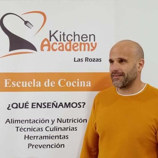 La cocina como ocio educativo - Borja Ormazabal, emprendedor y fundador de Kitchen Academy, escuela de cocina en Madrid y para toda España.