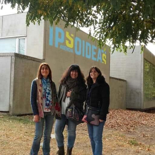 Tus objetivos de posicionamiento online a tu alcance con estrategias de marketing 360 - Ana Jarabo, Isabel Donís y Ester Alonso, expertas en comunicación y marketing digital en Valladolid.