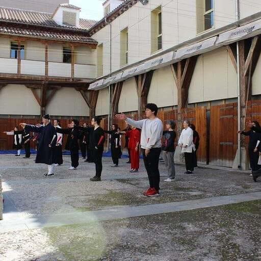 Estudio del Kung Fu como aporte mental y físico - Eduardo Sanz -  de Kung Fu en Madrid