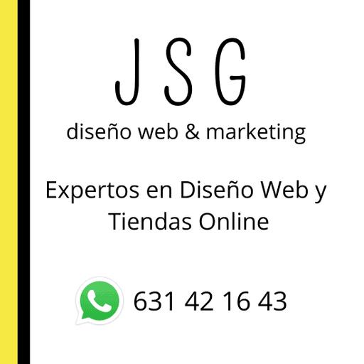 Tu web o tienda online diseñada a medida - Jesús Sambruno Garrido, diseñador de webs a medida en