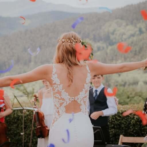Dos Wedding planner para hacer realidad las mejores ideas en cada evento - La Mar de Momentos te brindara tranquilidad en el día mas especial!
