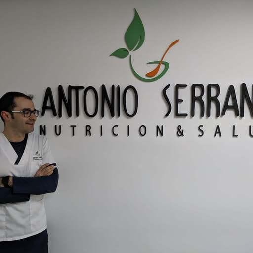 Optimiza tu salud y tu rendimiento con nutrición personalizada - Antonio Serrano Guirado, Dietista-Nutricionista en Almería.