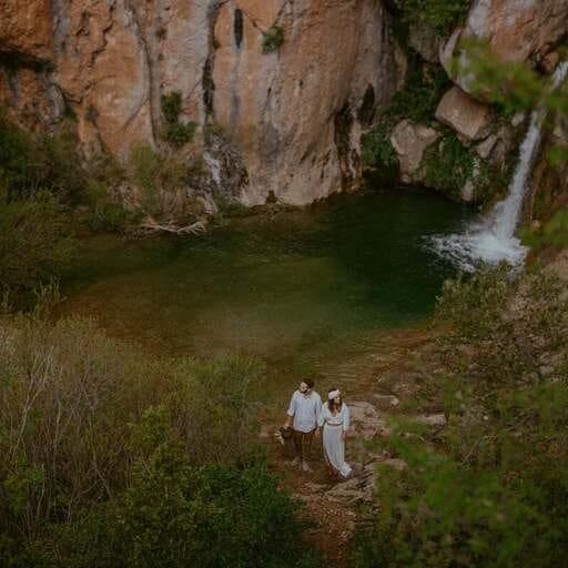Bodas íntimas en compañía de la naturaleza - Meri - Wedding Planner en Girona
