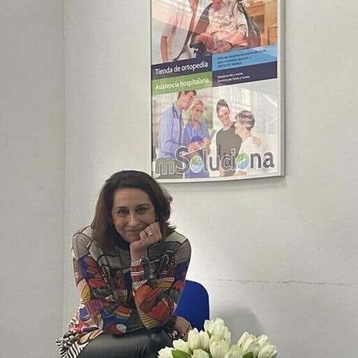 Profesionalidad y cercanía en la asistencia domiciliaria - Yolanda Palma, de mSoluciona Sevilla, empresa de ayuda y atención a domicilio en la capital andaluza.