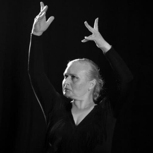Desata tu temperamento gracias al flamenco - Susana Ballesteros Meilán, profesora de flamenco en Madrid.