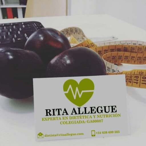 Aprendiendo a alimentarnos de manera responsable y sana - Rita Allegue Osset - Dietista y Nutricionista en La Coruña