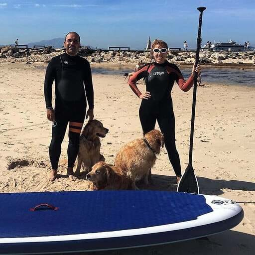 Disfruta de Tarifa con deportes acuáticos a tu alcance - Juan Ignacio Fernández Candón, instructor de paddle surf y surf en Tarifa.