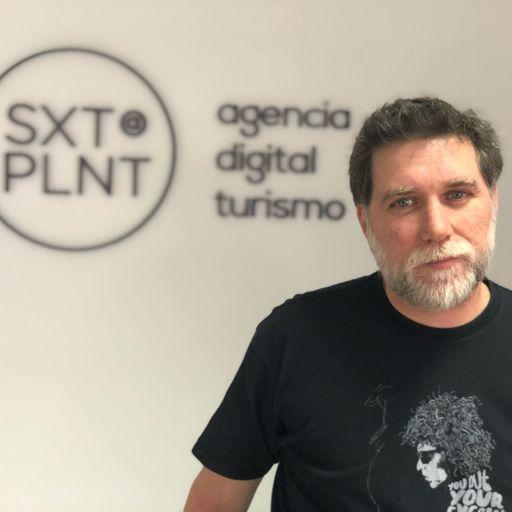 Desarrollo web a medida para el sector turístico - Javier Ortiz Sánchez, CEO de agencia digital en Málaga especializada en turismo
