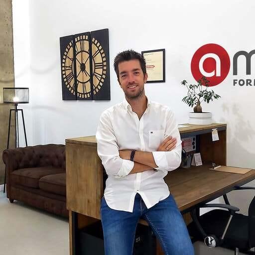 Formación en inglés avanzado como recurso profesional - Antonio Ángel Martínez Dólera - Director de AMD Formación