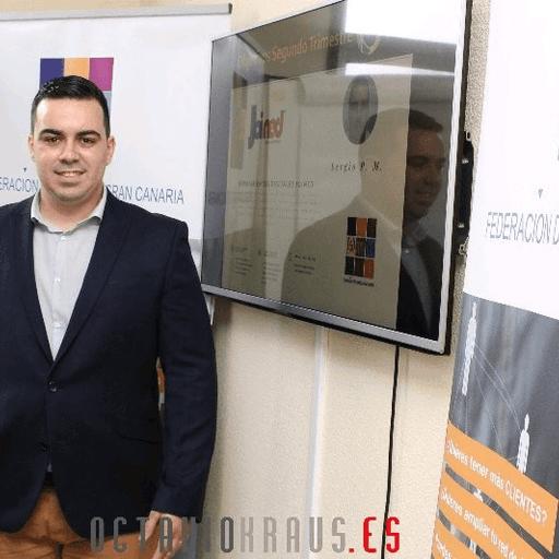 Potencia tu alcance en internet mediante el marketing digital - Sergio Pérez, especialista en marketing digital en Las Palmas.