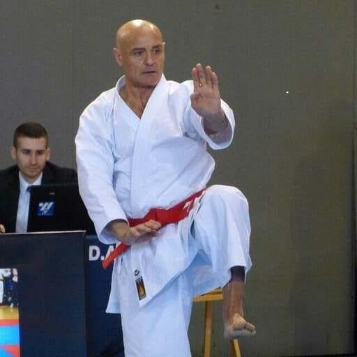 Artes marciales como herramienta de transmisión de valores - José Luis Rodríguez, profesor de Karate y Brazilian Jiu Jitsu en Madrid.