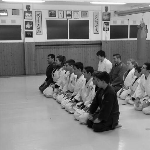 Artes marciales para la formación de personas íntegras - Juan Manuel Serrano Guillén, maestro de judo en Elche (Alicante).