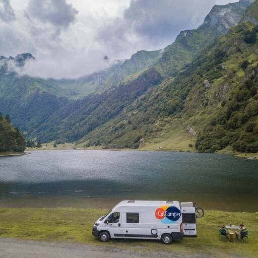 Vive tu propia aventura en una camper - Ascen y Craig alquilan campers en la provincia de Barcelona.