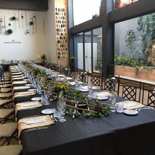 Enamora a los invitados de tus eventos con catering de alta calidad - Conoce más sobre Maite Balada y Celebrity Lledó!