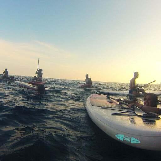Enseñanza y diversión para dominar el surf y el paddle surf - Roberto García, instructor de Surf y Paddle-surf en Sitges, Barcelona.