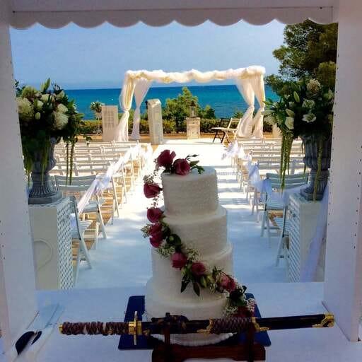 Máximas facilidades para tu boda en la playa bajo el sol de España. - Chris de Houwer, planificador de bodas en la Costa Blanca (Alicante).