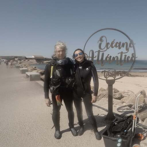 Hospedajes turísticos dirigidos a los amantes del buceo - Michael Vierbuchen – Instructor de buceo en Algeciras