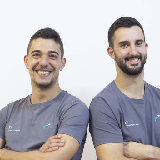 Fisioterapia a domicilio para facilitar tu recuperación - Javier y Carlos, fisioterapeutas en Burgos