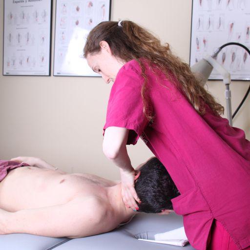 Un cuerpo sano como base de una mente sana - Elena Bárzana González, fisioterapeuta en Oviedo.