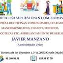 Javier Garcia, provincia de %merchantProvince%